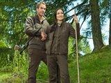 Faserpelzjacke und Steppgilet  Kanada  © Wild   Wald