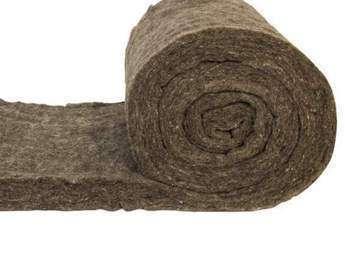 Extrem Schafwolldämmung für Dach, Fassade, Wand und Boden | Lagerhaus FC17
