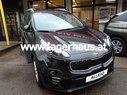 Sportage Silber 4WD - TZL -- vorne44  © aw