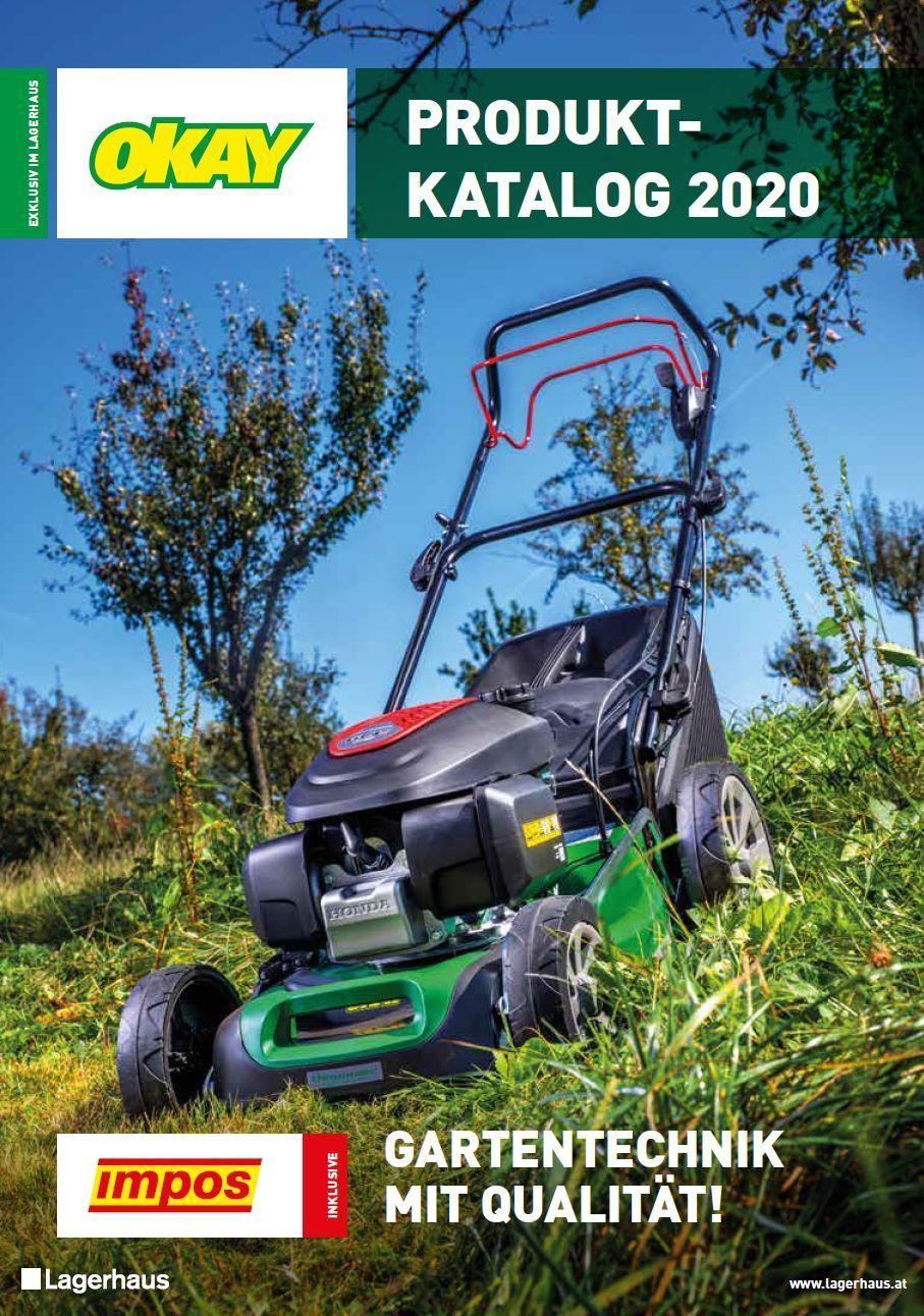 Okay Katalog 2020 | Lagerhaus Landforst