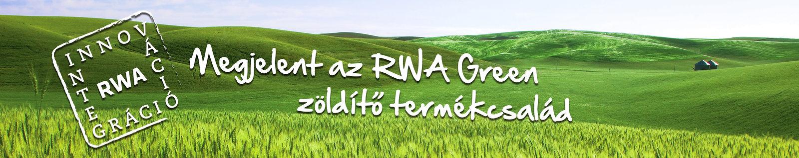 RWA green banner